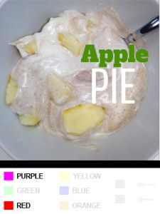 21 Day Fix Recipes, Meal Plans, and ALL THE DETAILS!!! Tastes like an apple pie but so much better for you. Baked apples, greek yogurt, honey, and cinnamon! DELICIOUS!