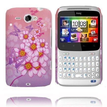 Valentine (Rosa Himmel) HTC ChaCha Deksel