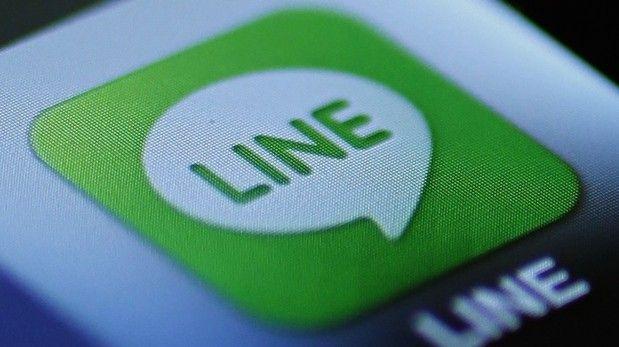 Line consiguió dos millones de usuarios nuevos en 24 horas