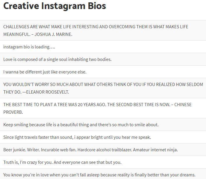 Bio Ideas Aesthetic In 2020 Instagram Bio Instagram Bio Quotes Facebook Bio Quotes