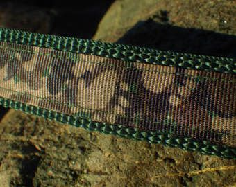 Alaska Camoflage camoflage guinzaglio cane al guinzaglio, camoflage guinzaglio, cane al guinzaglio di camo, camo cane piombo, guinzaglio del cane di caccia, collare di cane e guinzaglio
