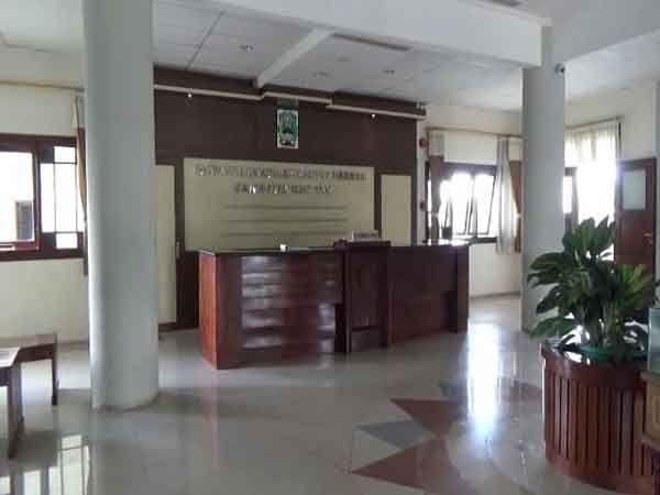 Ditinggal Kunker,  Kantor DPRD Magetan Kosong