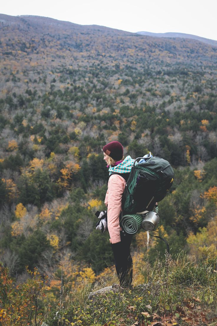 Backpacking the Porcupine Mountains (by Jonah Reenders)