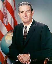 John Connally - was an American politician, serving as the 39th GOVERNOR OF TEXAS (1963-1969), as Secretary of the Navy under President John F. Kennedy, and as Secretary of the Treasury under President Richard M. Nixon.  Floresville, TX