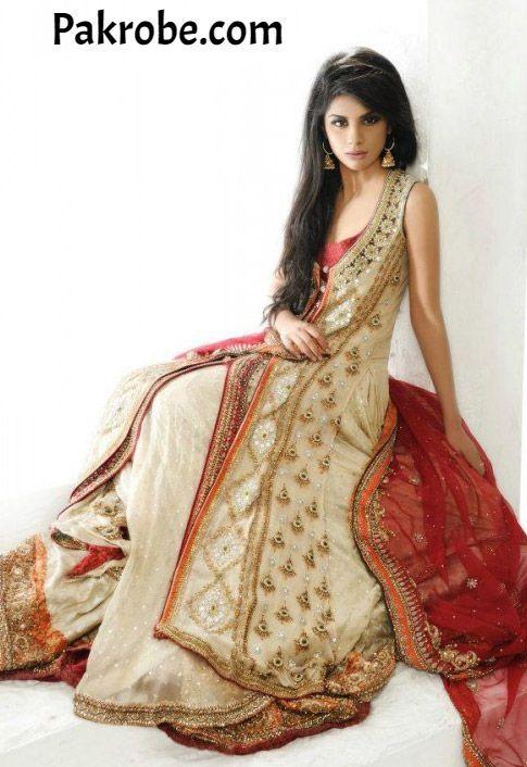 Best Pakistani Mehndi Dress Ideas On Pinterest Robe