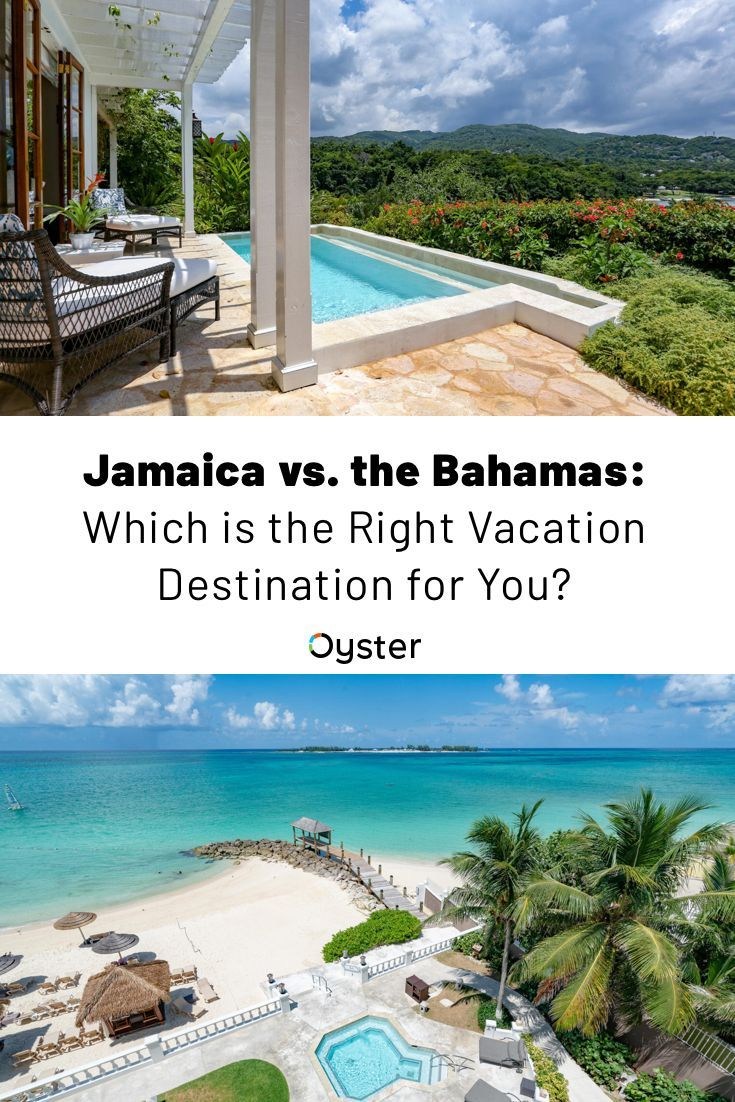 Jamaica Vs The Bahamas Which Is