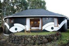 Hotel Altiplanico Rapa Nui (Isla de Pascua- Chile)  http://www.rusticae.es/hotel/altiplanico-rapa-nui-109