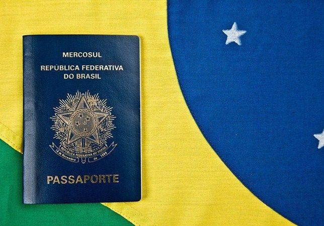 Passaporte pode ser responsabilidade do Itamaraty saindo da responsabilidade da Polícia Federal. (Passports will be issued by Itamaraty and no more by Federal Police)