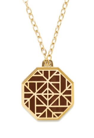 200 best brown perfume images on pinterest fragrance perfume and a statement piece the tory burch fretwork pendant swivels open to reveal a solid perfume aloadofball Choice Image