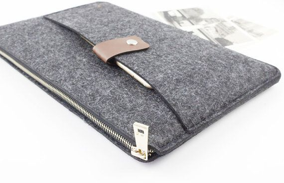 "Felt 11.6"", 13.3"", 14-15.6"" Laptop Case, Laptop Sleeve Dell Lenovo Asus Samsung HP Toshiba Macbook 11 13 15 Pro Air Sleeve, laptop sleeve 20"