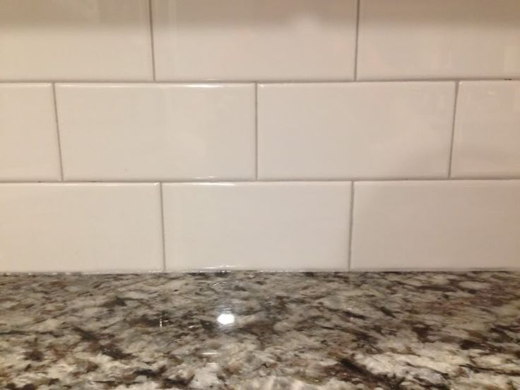 1 16 Quot Grout Lines And Spectralock Epoxy Grout In Smoke