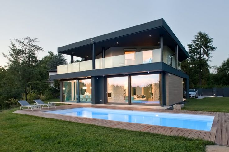 Villa in Udine by iarchitects - Italy