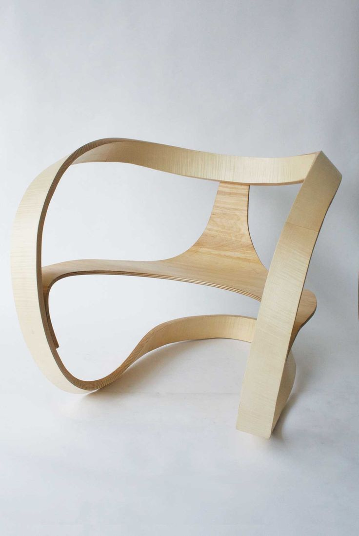 Mobius Chair by Adam Raphael Markowitz | http://www.yellowtrace.com.au/object-future-ii-australian-design/