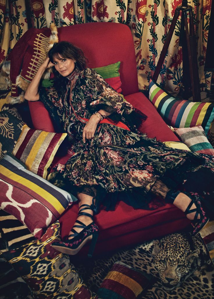 10 Haute Bohemians Who Live Beautifully—And Make It Look Easy - Debonnaire von Bismarck-Wmag