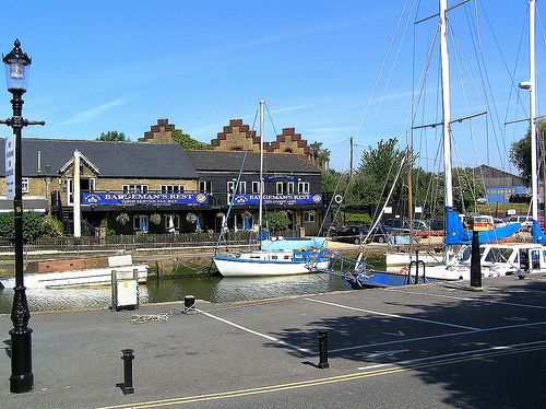 The Bargemans Rest - Newport - Isle of Wight