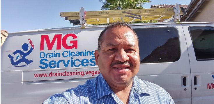 MG Drain Cleaning Services ensuring a cleaner and healthier Las Vegas with its sewer and drain cleaning services