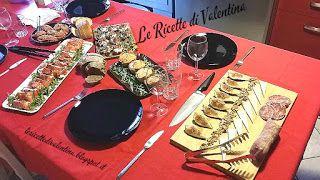 Le Ricette di Valentina: Menù per una cena estiva fredda tra amici