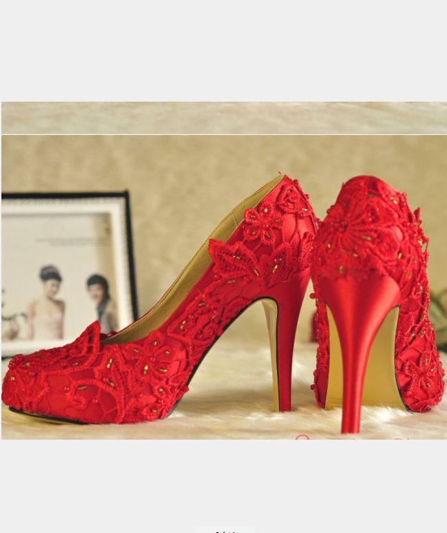 the 25 best red bridal shoes ideas on pinterest red platform Red Wedding Heels Uk red bridal shoes red wedding heels for bride