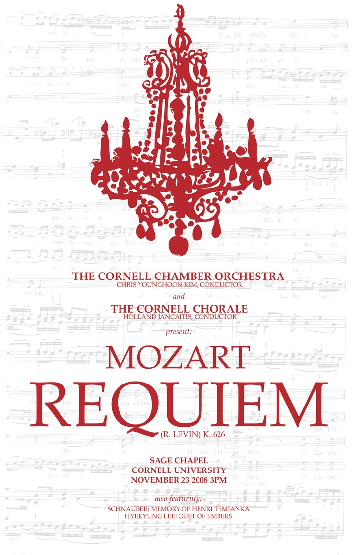 Mozart - Requiem: free music links from Classic Cat