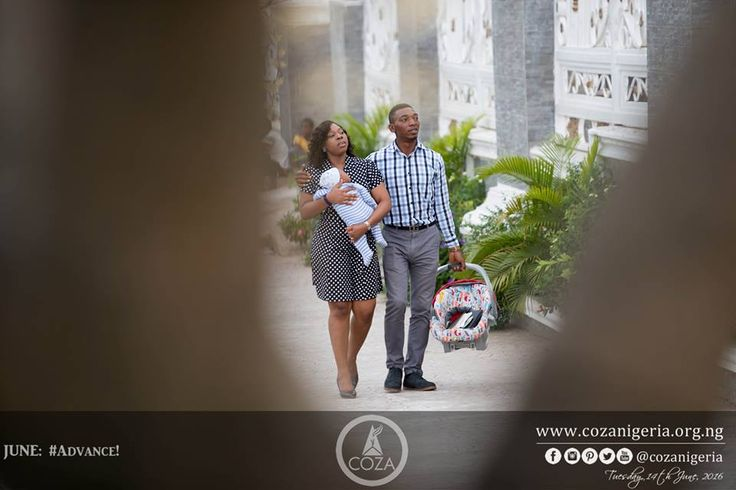 A family arriving service. #Advance #AllThingNew