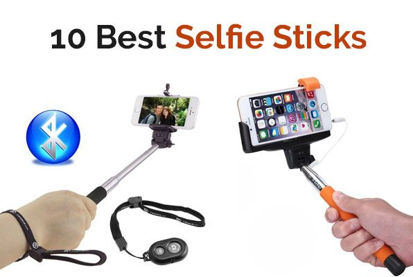 10 Best Selfie Stick With Remote and Bluetooth