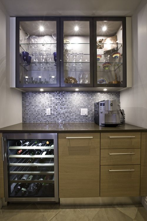 17 best images about wet bars butler 39 s pantries on for Built in drinks cabinet