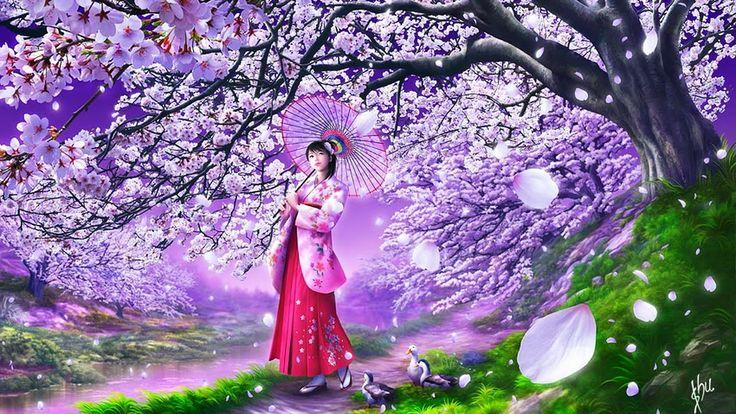 ► Сакура и саксофон / Sakura & Saxophone [2:10:56] ••• Инструментальная музыка (саксофон) Instrumental Music (Saxophone) ••• Видеоряд по мотивам фильмов «V-music: Романтичная весна, Цветение сакуры в Японии», «Виртуальное путешествие: Сакура. – Реприза», «Сакура». Инструментальная музыка разных исполнителей.
