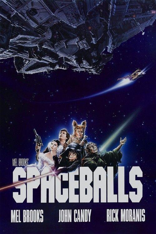 Watch Spaceballs 1987 Full Movie Online Free