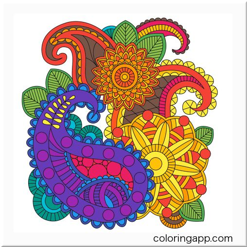 269 Best Coloring Book Images On Pinterest