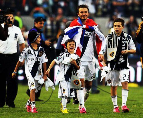 Andy Harmer Bend It Like Beckham