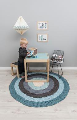 Уютный интерьер детской от Sebra