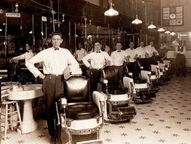 Guia de Barbearias Retrô - Mente Flutuante Retrô | Tcc em ...