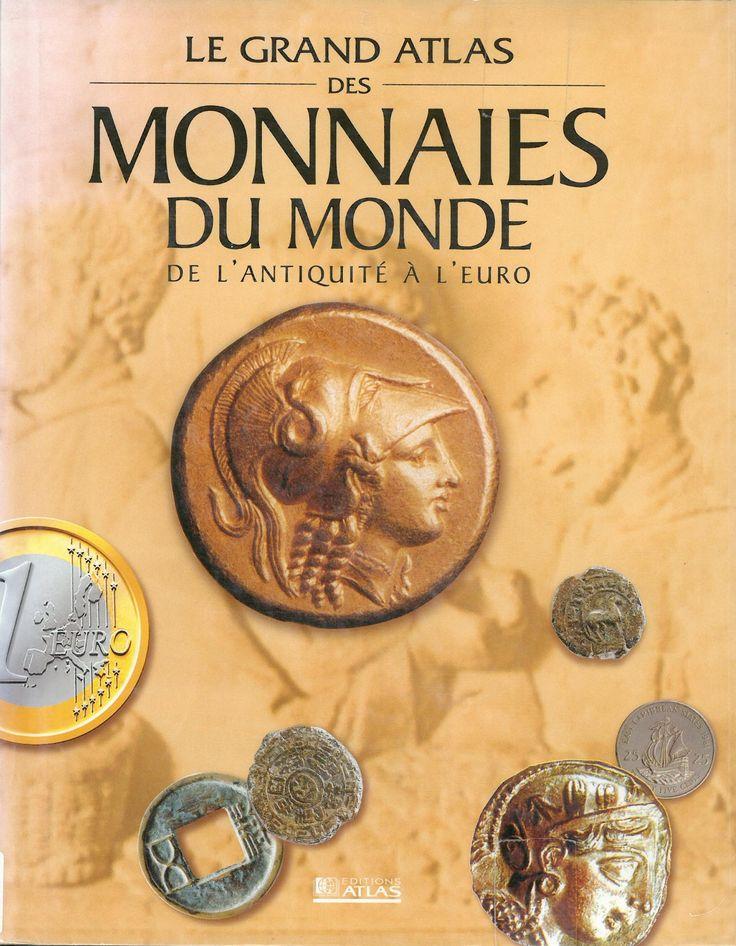 Collection monnaie du monde atlas