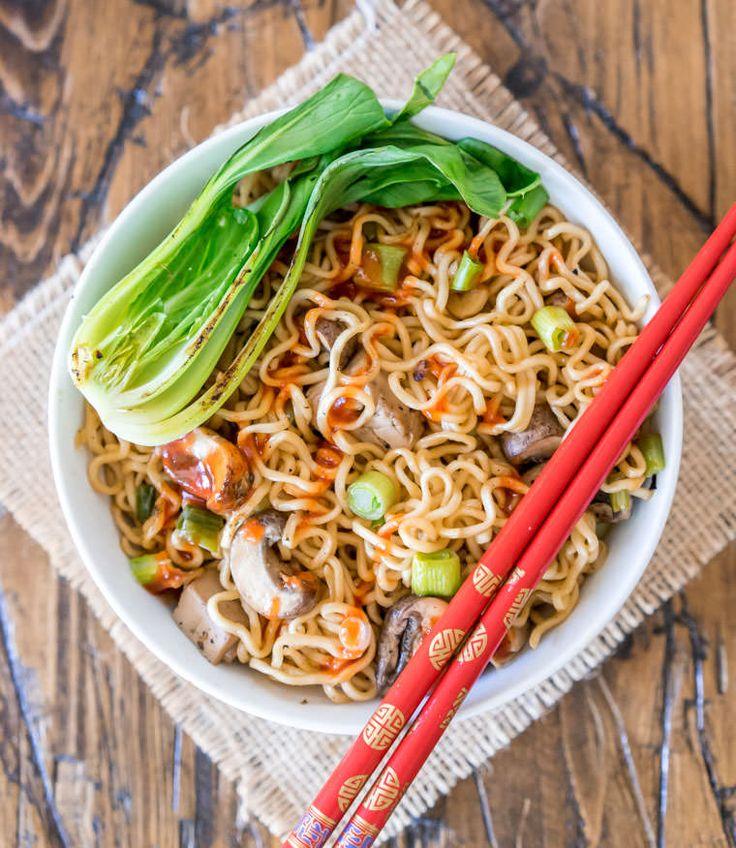 How to Cook Ramen Noodles   Ramen Recipe   One Ingredient Chef