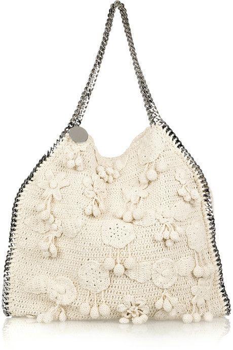 Falabella Crochet Tote