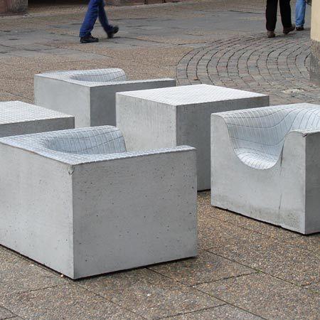 furniture concrete - Buscar con Google