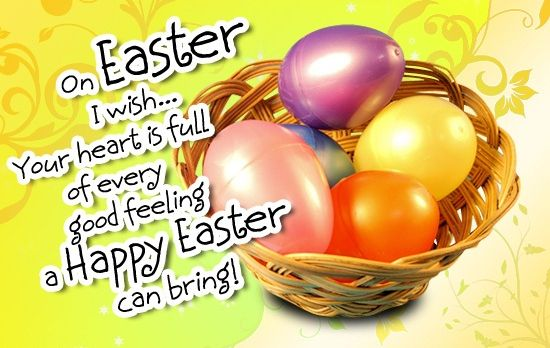 Happy Easter Sunday 2017 Wishes Wallpapers HD Images