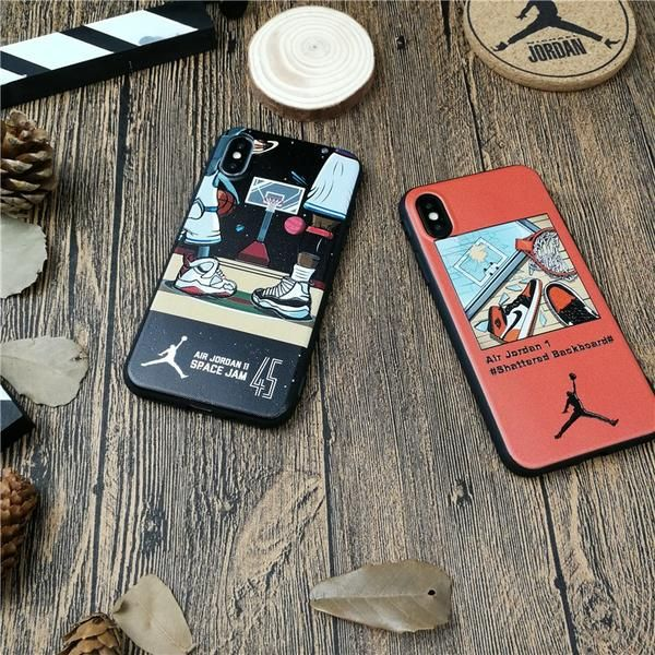 coque iphone xr silicone nba