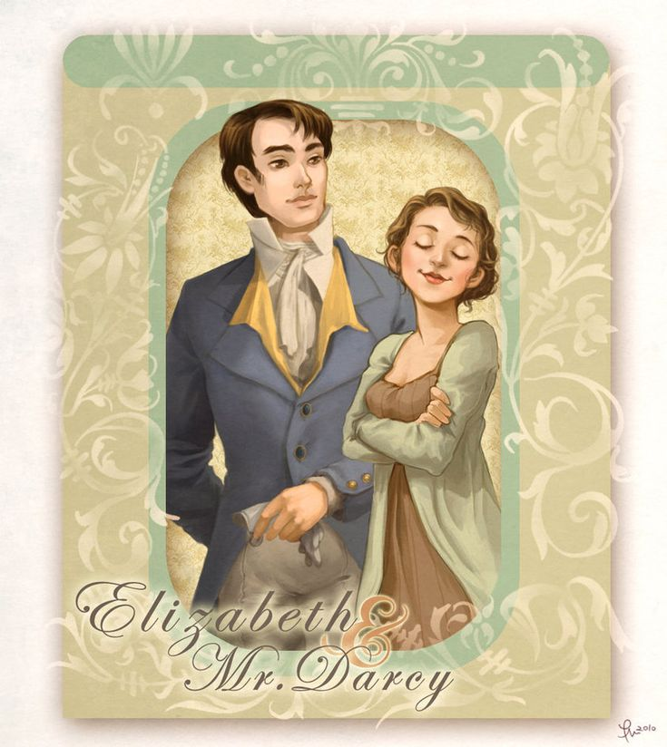 character influences on elizabeth bennet in pride and prejudice Why should you care about what elizabeth bennet says in jane austen's pride and prejudice don't worry, we're here to tell you.