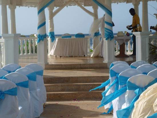 Gran Bahia Principe Jamaica Wedding