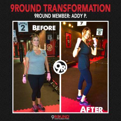 addy p  kickboxing workout fitness training circuit
