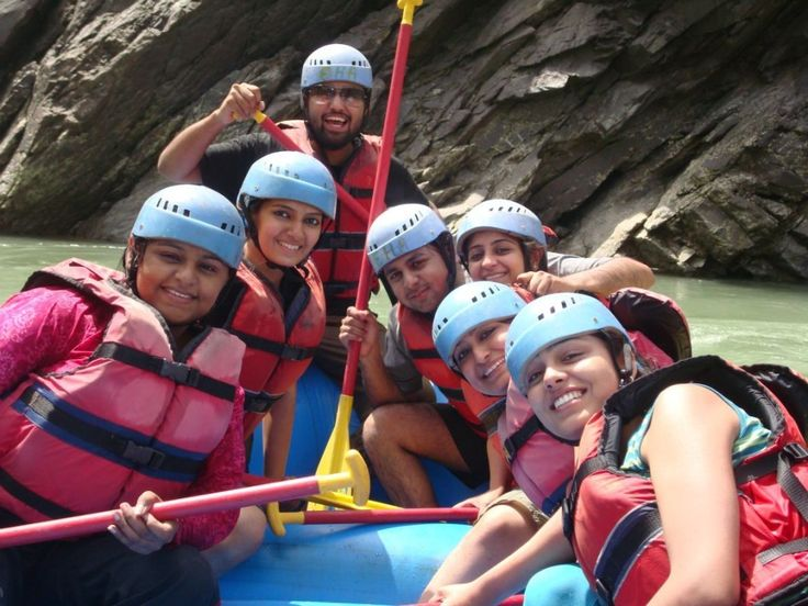 River Rafting Packages in Rishikesh #rishikesh #riverraftinginrishikesh  http://www.river-rafting-rishikesh.in/river-rafting-packages-in-rishikesh/