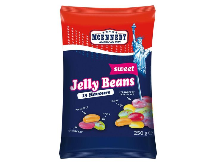 LIDL - Jelly beans, 1.29 € - dal 26.06 fino a esaurimento scorte #jelly #beans