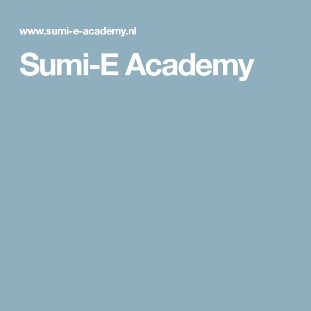 Sumi-E Academy