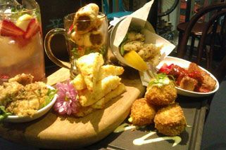 Share Plate and Cocktails - For 2, Brisbane CBD | RedBalloon