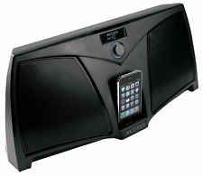 Kicker Home Audio IK501 Ikick Portable Stereo Dock System For Apple Iphone iPod