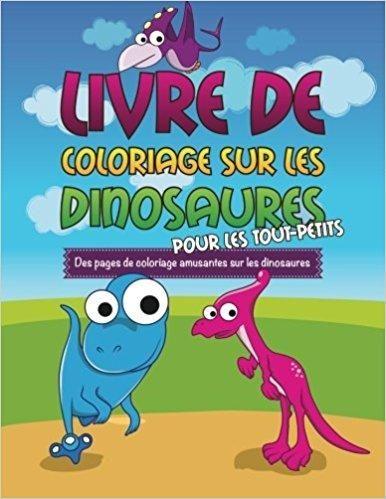 Livre Coloriage Dinosaure.Telecharger Livre De Coloriage Sur Les Dinosaurs Pour Les Tout