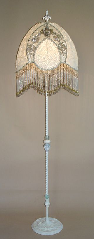 91 best images about antique floor lamps on pinterest for White victorian floor lamp