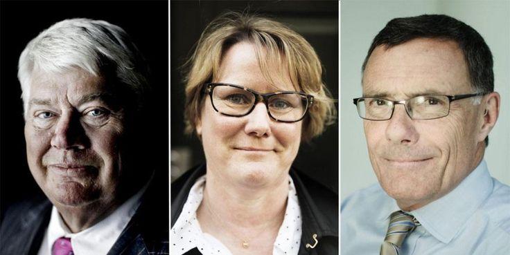 Glem alt om valget - en magtfuld elite styrer Danmark | Berlingske Politiko
