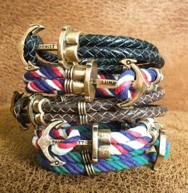 Bracelets ancor